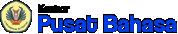 Pusat Bahasa Logo